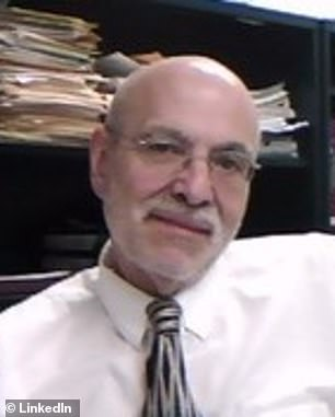 Kutztown University associate professor Dr. Victor J. Massad, 67 (pictured), has apologized for telling students that they should go out and catch coronavirus to 'get it over with'
