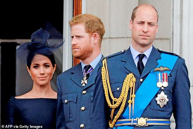 Ken Wharfe told Vanity Fair he believes Prince Harry and Meghan Markle, 39, 'wouldn't have left Kensington Palace if Princess Diana was still there'