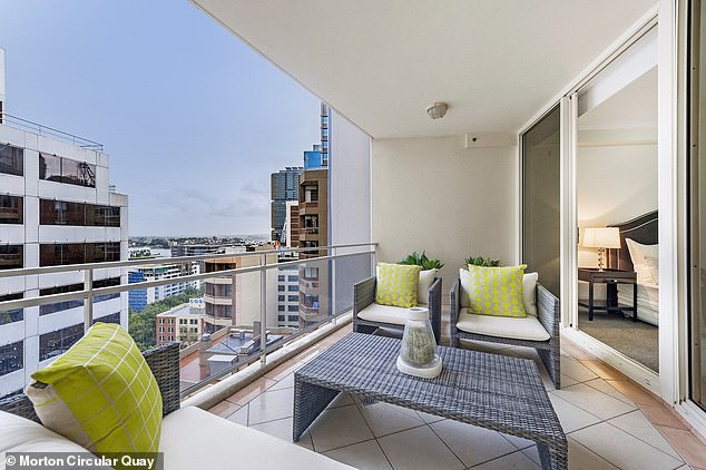 This three bedroom unit in the Sydney CBD has had $250,000 slashed from original price