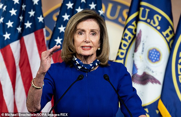 House Speaker Nancy Pelosi has refused to lower the price of the next relief bill beyond $ 2.2 trillion