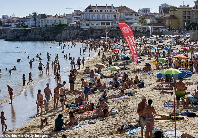 At the end of June, ministers began urging Britons to go on holiday abroad to boost the travel industry, with restrictions eased only to warn within weeks that 'no travel is safe' '.