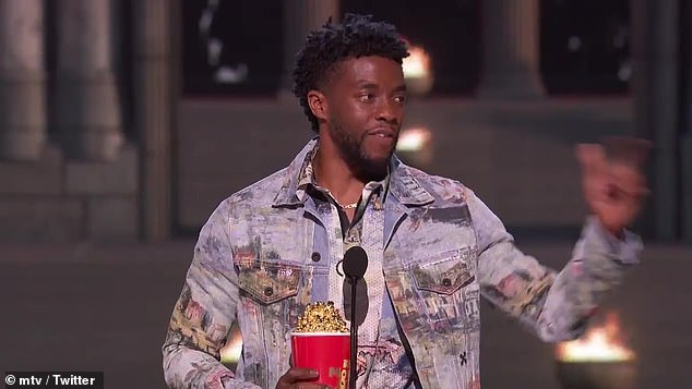 Tribute: Just two days after the tragic passing of actor Chadwick Boseman, the beloved actor received a touching tribute at the 2020 MTV Video Music Awards