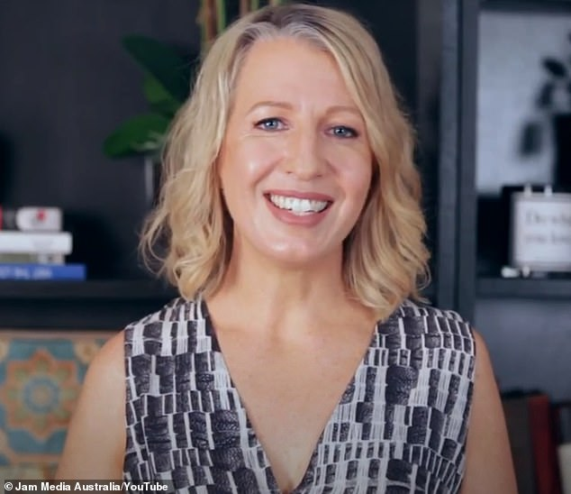 Previously, Sydney executive coach Nicole Grainger-Marsh (pictured) revealed the most common mistakes made in professional emails, including writing 'thanks in advance'