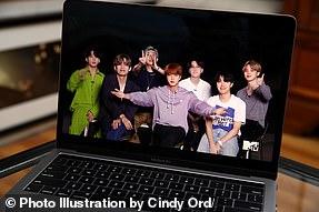 Legends: KPop group BTS won the Best Group Video Award