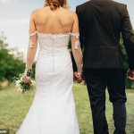 Bride, 33, fights for life after suffering a heart attack during her wedding in Israel