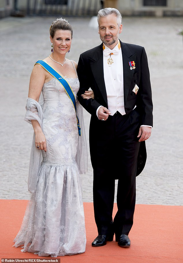 PrincessMärtha Louise said her late ex-husband Ari Behn, who took his own life on Christmas Day, would 'have been so proud' of his daughter