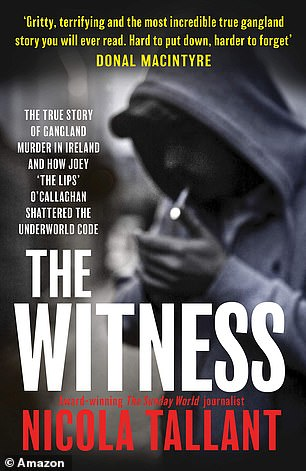 Joeydetails his experience in a new book, The Witness, penned by investigative journalist Nicola Tallant
