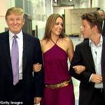 Melania Trump 'rolled eyes' when Donald talked of Presidency