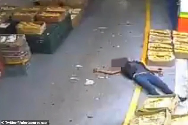 No arrests have been reported in connection with the brutal assassination of Geramael López, a produce vendor killed in Mexico City on Saturday