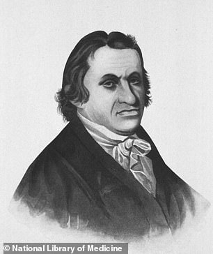 Samuel Bard, who lived from 1742 to 1821, was a pioneer in obstetrics, helped develop a treatment for diphtheria
