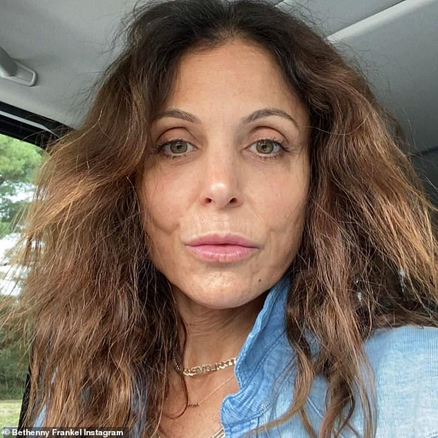 Unfiltered:On Monday, the Skinnygirl CEO uploaded an unfiltered selfie to her Instagram page as she ran errands around the city