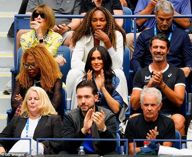Meghan Markle was invited last year, but instead went to the final of the US Open in New York