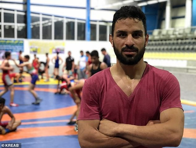 Iran's Supreme Court confirmed two death sentences for wrestler Navid Afkari (pictured) along with six years and six months in prison and 74 lashes. A state television-linked news agency said it was for the murder of a public servant