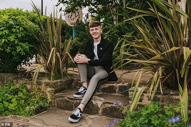 Adam Beales, 20, is the new Blue Peter presenter and has a history in broadcast from YouTube