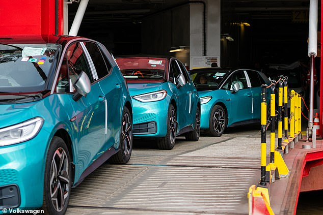 ID.3 is VW's first purpose-built pure-electric model. It will have a range of 260 miles between charges and these high-spec early examples cost £36,000, once you factor in the £3,000 PiCG