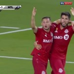 Toronto FC attempt to recreate Thierry Henry's famous 'Pass Penalty'