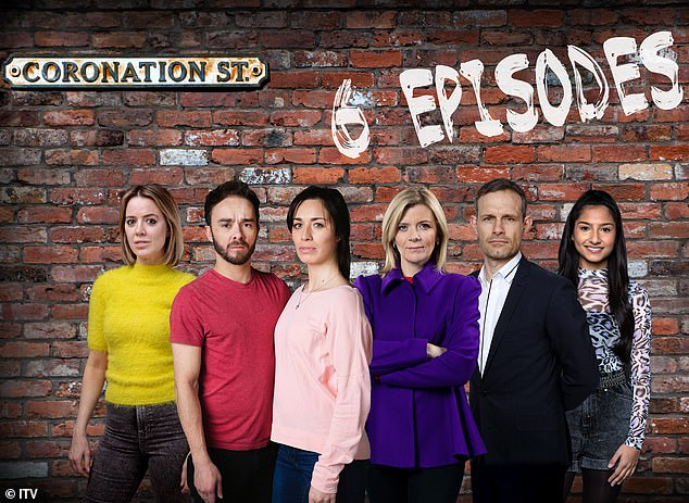 Six six six! ITV has confirmed Coronation Street will return to six episodes a week this month