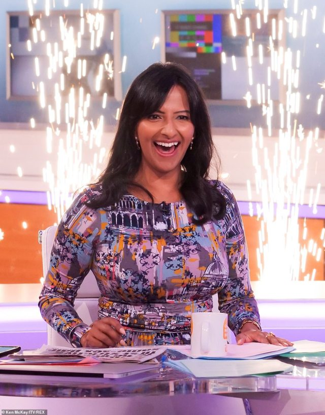 Hitting the floor:Good Morning Britain presenter Ranvir Singh was confirmed as the fourth celebrity to star on the 2020 series of Strictly Come Dancing on Wednesday morning