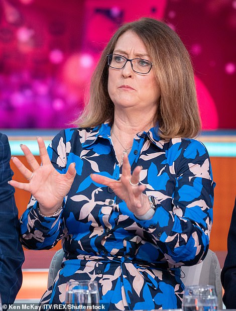 Ms Smith: Jacqui is the ex-Home Secretary, having quit after the 2009 expenses investigation
