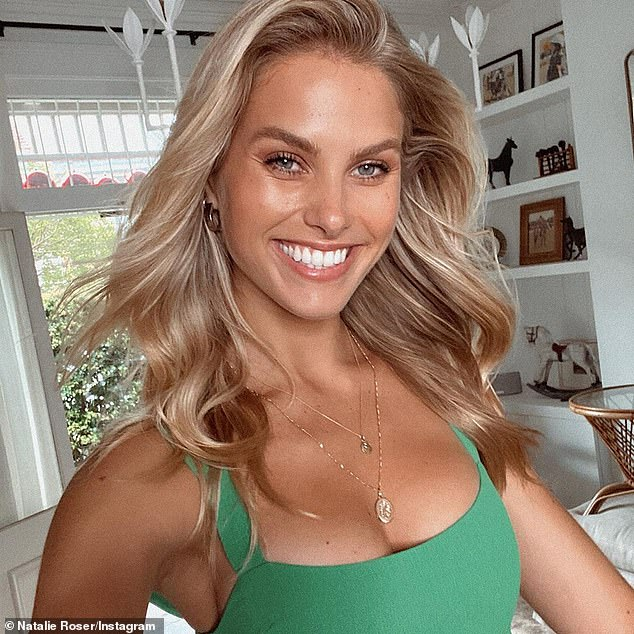 Silver lining: The blonde ended her rant with a more positive take on the situation, explaining that the popularity of Kim's brand means there is a future for skin colour-inclusive lingerie