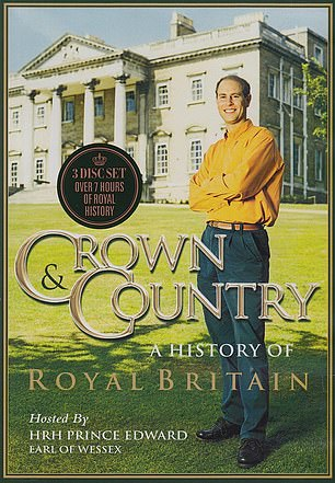 Edward's next relatively successful venture was Crown and Country, which first aired on the History Channel in January 1998