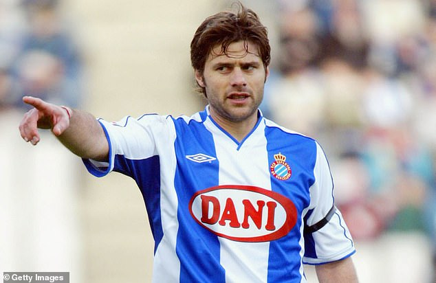 Pochettino, who spent 12 years at Espanyol overall, said he was 'wrong' to rule out the job