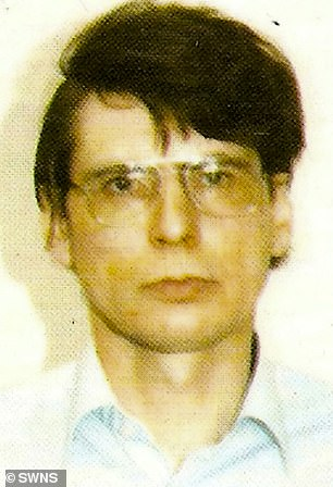 Known as the Muswell Hill Murderer Nilsen killed 12 men between 1978 and 1983