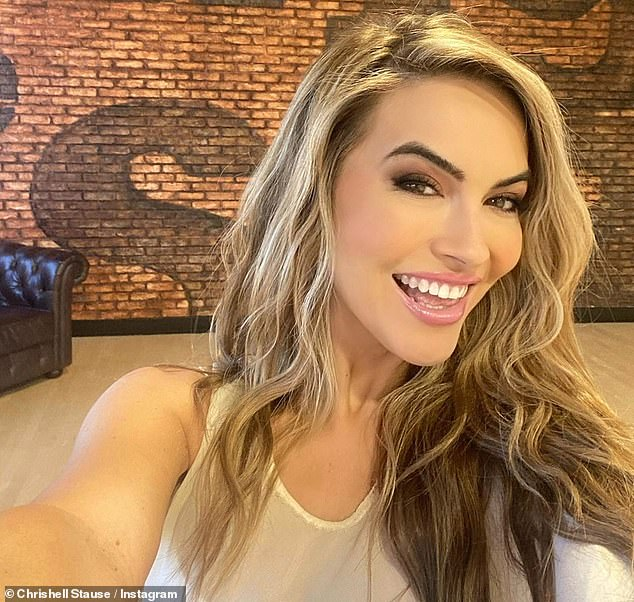 No beau right now:Selling Sunset star Chrishell Stause is still a single woman, she told ET. Here she is seen rehearsing for Dancing With The Stars on Wednesday
