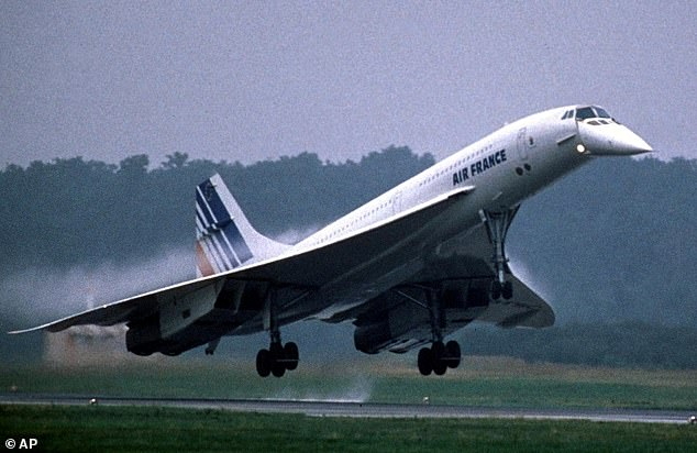 Several other firms are also working on bringing back supersonic travel after the demise of the Franco-British supersonic airliner Concorde. In July 2000, an Air France Concorde crashed just after takeoff from Paris Charles de Gaulle Airport, killing all 109 on board and four people on the ground. The above image shows an Air France Concorde in 1988