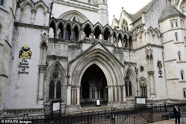 The judge, who is based in the Family Division of the High Court, outlined detail of the case in a written ruling published on Thursday after considering evidence at a private family court hearing in London in July. The High Court is pictured above