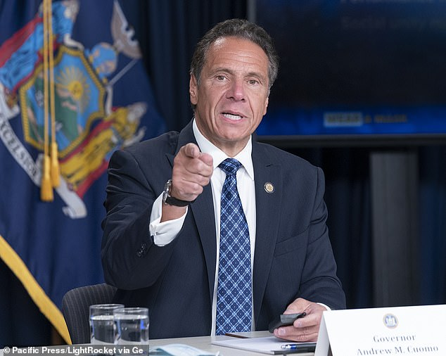 New York Governor Andrew Cuomo on Thursday gave malls and casinos the all clear to resume business again but still offered no timeline for the struggling hospitality industry.