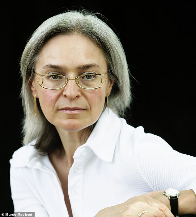 Anna Politkovskaya, a vocal Putin critic, was gunned down in her Moscow apartment building on October 7, 2006 — Putin's 54th birthday