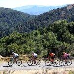 Adam Yates keeps yellow jersey as Alexey Lutsenko wins stage six of the Tour de France