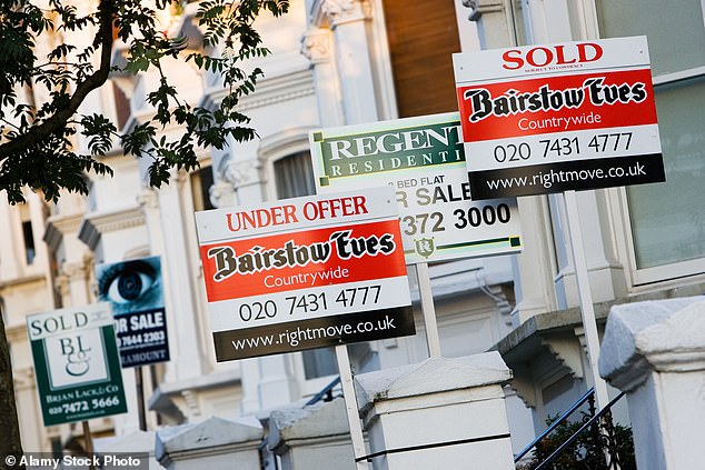 The number of homes sold within a week of hitting the market has reached the highest in a decade as buyers rush to take advantage of the stamp duty holiday