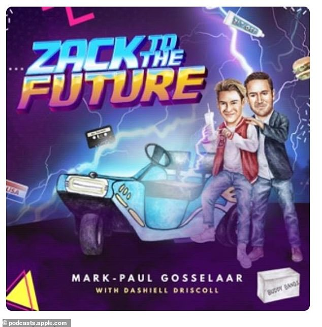 The podcast: Gosselaar and hos Zack To The Future co-host Dashiell Driscoll have been covering and critiquing one old episode per week