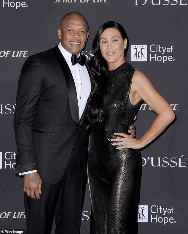 The latest: Dr. Dre's estranged wife Nicole Young has filed court docs asking for almost $2 million monthly from the rapper, who has a net worth of around $800 million. The former couple was snapped in late 2018 in LA