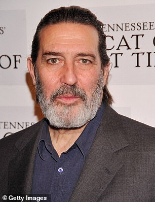 Ciaran Hinds plays Branagh¿s grandfather in the film