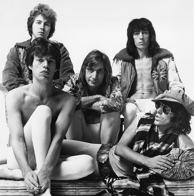 The Rolling Stones (pictured) have coped as well as anyone with the upheavals of 2020. Forced to cancel their U.S. tour and put sessions for a new album on hold