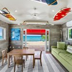 Tommy Hilfiger lists flamboyant Miami oceanfront mansion with boldly colorful interiors for $24.5M