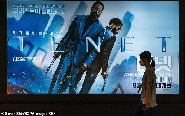 International:Tenet overperformed at the international box office during its foreign debut last week, pulling in an impressive $53 million in select markets