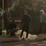 Pensioner, 84, is forced to lie on a pavement for FIVE HOURS waiting for an ambulance