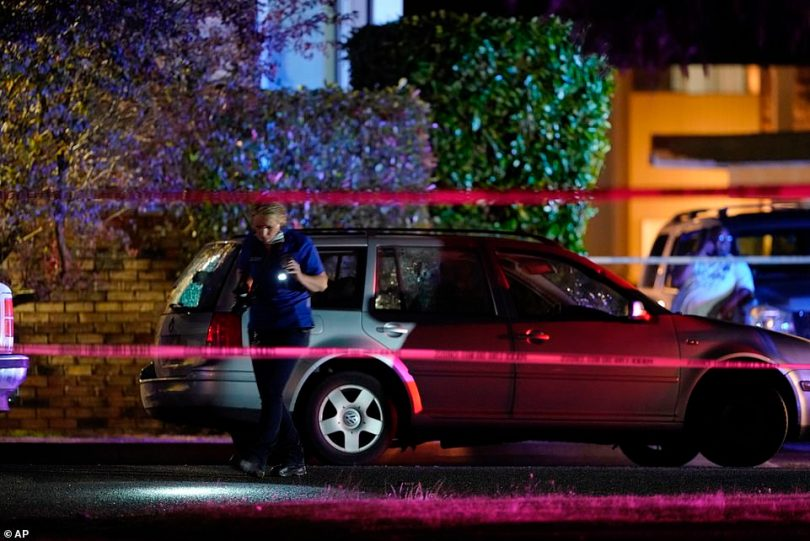 """Michael Reinoehl, 48, was killed as a federal task force attempted to apprehend him in Lacey, a senior Justice Department official said. Reinoehl was the prime suspect in the killing of 39-year-old Aaron """"Jay"""" Danielson, who was shot in the chest Saturday night"""