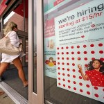 US unemployment falls to 8.4% - but just 1.37m new jobs created