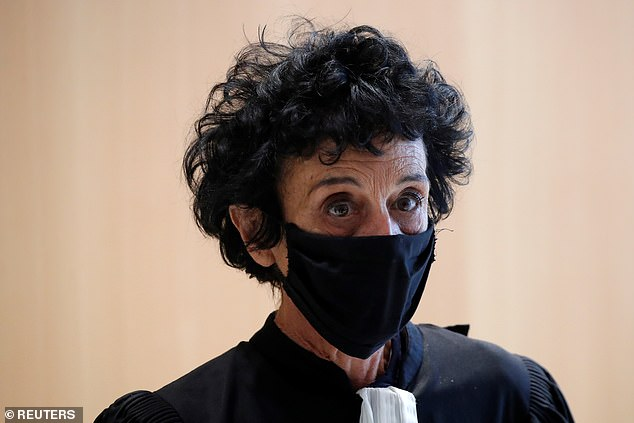 For his defence, Polat has chosen Isabelle Coutant-Peyre (pictured), the lawyer who defended the convicted international terrorist Ilich Ramirez Sanchez