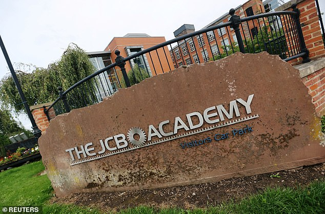 The school has been closed 'as a precaution', with 700 of the 800 students being allowed to return to class next Monday