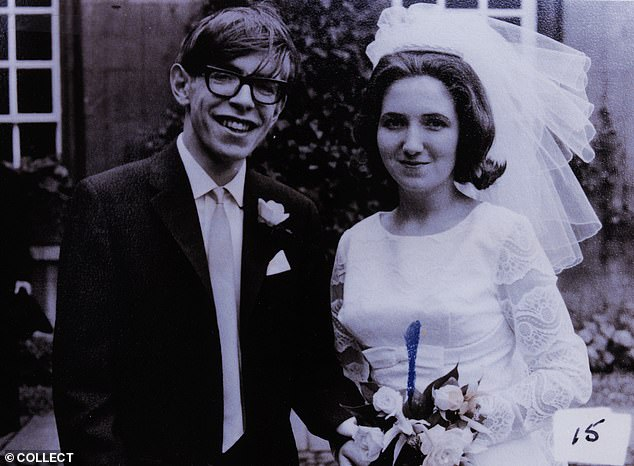 Hawking met Jane in 1963 when he was 20 years old, marrying a few years later in 1965
