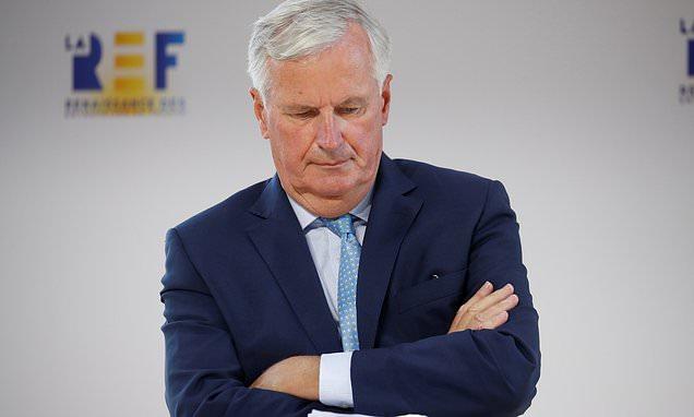 European Union is set to 'sideline chief negotiator Michel Barnier' to crack Brexit deadlock