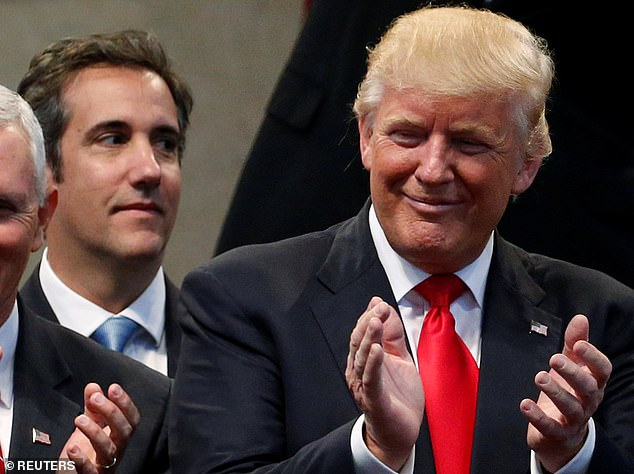 Michael Cohen worked for Donald Trump from 2006 until 2018 and was deeply loyal