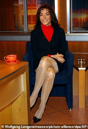 Carmen Dufour, a Swiss author