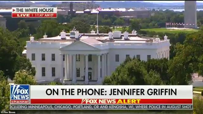 Fox News national security reporter Jennifer Griffin phoned in to colleague Neil Cavuto's show on Saturday to defend herself after she came under fire from President Trump and his supporters